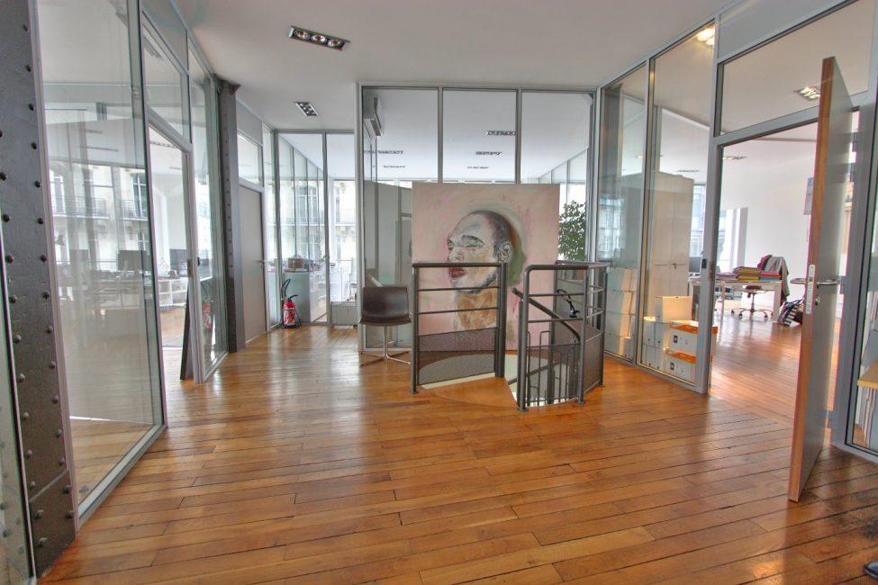 Vente bureaux rue Réaumur Paris 75002