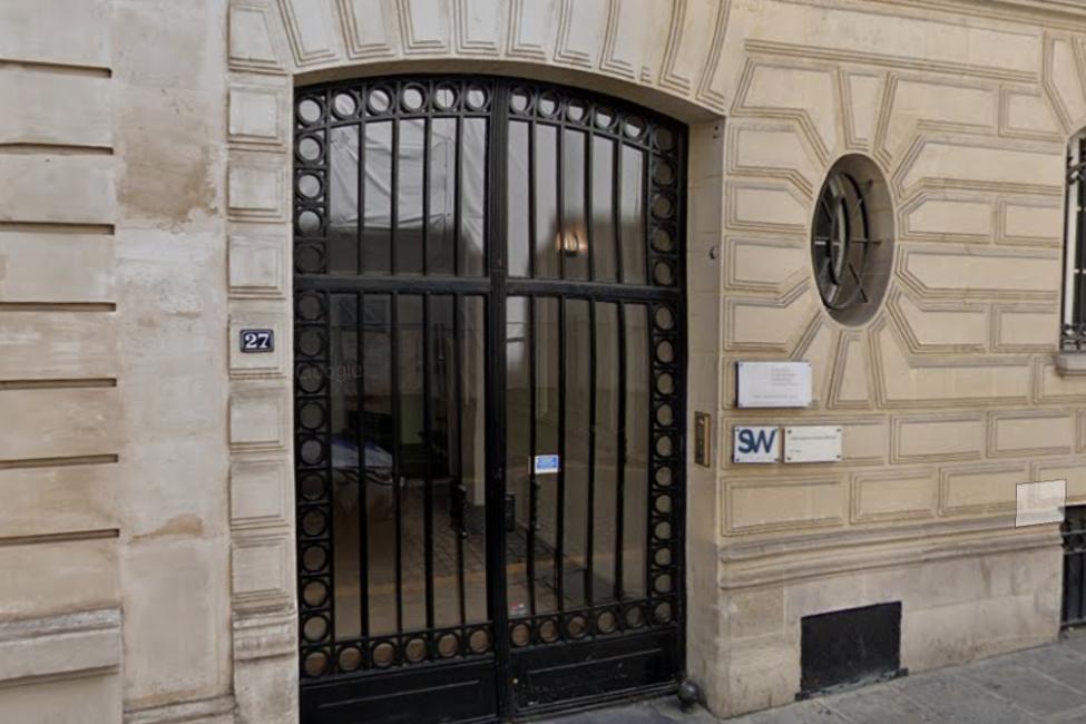 27 rue Vernet 75008
