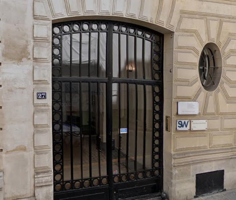 27 rue Vernet - 75008
